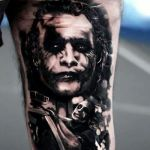 Joker 111 150x150 - 100's of Joker Tattoo Design Ideas Pictures Gallery