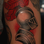 Knight 2 150x150 - 100's of Knight Tattoo Design Ideas Pictures Gallery