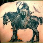 Knight 3 150x150 - 100's of Knight Tattoo Design Ideas Pictures Gallery