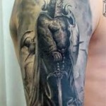 Knight 4 150x150 - 100's of Knight Tattoo Design Ideas Pictures Gallery