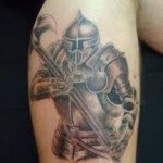 Knight 8 150x150 - 100's of Knight Tattoo Design Ideas Pictures Gallery