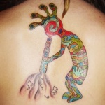 Kokopelli 4 150x150 - 100's of Kokopelli Tattoo Design Ideas Pictures Gallery
