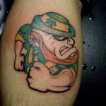 Leprechaun 2 150x150 - 100's of Leprechaun Tattoo Design Ideas Pictures Gallery