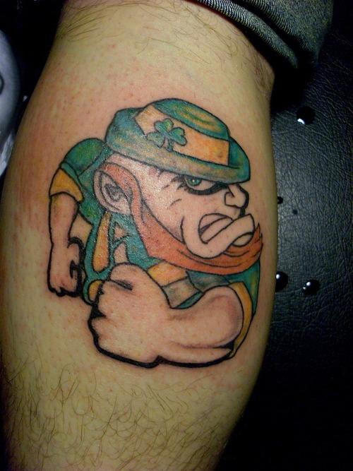 100 S Of Leprechaun Tattoo Design Ideas Pictures Gallery