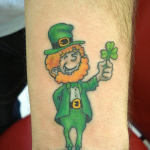 Leprechaun 4 150x150 - 100's of Leprechaun Tattoo Design Ideas Pictures Gallery