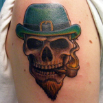 Leprechaun 6 150x150 - 100's of Leprechaun Tattoo Design Ideas Pictures Gallery