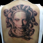 Medusa 10 150x150 - 100's of Medusa Tattoo Design Ideas Pictures Gallery