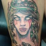 Medusa 11 150x150 - 100's of Medusa Tattoo Design Ideas Pictures Gallery