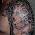 Medusa 3 150x150 - 100's of Medusa Tattoo Design Ideas Pictures Gallery