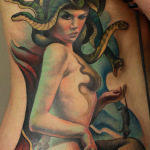 Medusa 7 150x150 - 100's of Medusa Tattoo Design Ideas Pictures Gallery