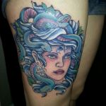 Medusa 8 150x150 - 100's of Medusa Tattoo Design Ideas Pictures Gallery