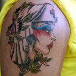Nurse 12 150x150 - 100's of Nurse Tattoo Design Ideas Pictures Gallery