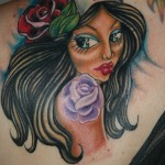 Nurse 2 150x150 - 100's of Nurse Tattoo Design Ideas Pictures Gallery