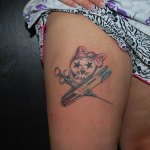 Nurse 4 150x150 - 100's of Nurse Tattoo Design Ideas Pictures Gallery