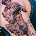 100's of Pan Tattoo Design Ideas Pictures Gallery