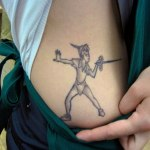 Pan 11 150x150 - 100's of Pan Tattoo Design Ideas Pictures Gallery