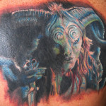 Pan 2 150x150 - 100's of Pan Tattoo Design Ideas Pictures Gallery