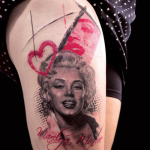 Pop Art Tattoos Design10 150x150 - 100's of Pop Art Tattoo Design Ideas Pictures Gallery