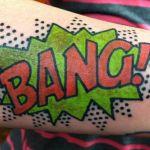 Pop Art Tattoos Design11 150x150 - 100's of Pop Art Tattoo Design Ideas Pictures Gallery