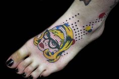 100's of Pop Art Tattoo Design Ideas Pictures Gallery