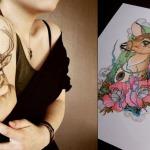 Pop Art Tattoos Design5 150x150 - 100's of Pop Art Tattoo Design Ideas Pictures Gallery
