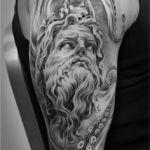 Poseidon 10 150x150 - 100's of Poseidon Tattoo Design Ideas Pictures Gallery