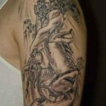 Poseidon 11 150x150 - 100's of Poseidon Tattoo Design Ideas Pictures Gallery