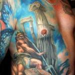 Poseidon 12 150x150 - 100's of Poseidon Tattoo Design Ideas Pictures Gallery