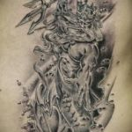 Poseidon 2 150x150 - 100's of Poseidon Tattoo Design Ideas Pictures Gallery