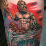 Poseidon 4 150x150 - 100's of Poseidon Tattoo Design Ideas Pictures Gallery