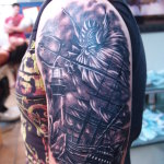 Poseidon 8 150x150 - 100's of Poseidon Tattoo Design Ideas Pictures Gallery