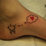 Robot 10 150x150 - 100's of Robot Tattoo Design Ideas Pictures Gallery