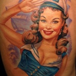 Sailor 5 150x150 - 100's of Sailor Tattoo Design Ideas Pictures Gallery