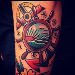Sailor 9 150x150 - 100's of Sailor Tattoo Design Ideas Pictures Gallery