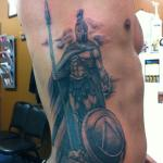 Spartan 4 150x150 - 100's of Spartan Tattoo Design Ideas Pictures Gallery