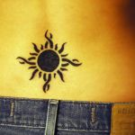 Sun Tattoo Design11 150x150 - 100's of Sun Tattoo Design Ideas Pictures Gallery