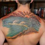 Sunset Tattoo Design1 150x150 - 100's of Sunset Tattoo Design Ideas Pictures Gallery