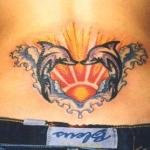 Sunset Tattoo Design11 150x150 - 100's of Sunset Tattoo Design Ideas Pictures Gallery