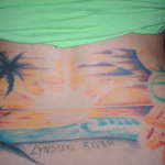 Sunset Tattoo Design5 150x150 - 100's of Sunset Tattoo Design Ideas Pictures Gallery