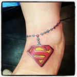 Superman 5 150x150 - 100's of Superman Tattoo Design Ideas Pictures Gallery