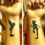 Tinkerbell 8 150x150 - 100's of Tinkerbell Tattoo Design Ideas Pictures Gallery