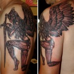 Valkyrie 5 150x150 - 100's of Valkyrie Tattoo Design Ideas Pictures Gallery