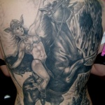 Valkyrie 9 150x150 - 100's of Valkyrie Tattoo Design Ideas Pictures Gallery