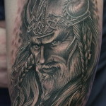 100's of Viking Tattoo Design Ideas Pictures Gallery