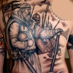 Viking 4 150x150 - 100's of Viking Tattoo Design Ideas Pictures Gallery