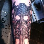 Viking 7 150x150 - 100's of Viking Tattoo Design Ideas Pictures Gallery