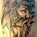 Viking 8 150x150 - 100's of Viking Tattoo Design Ideas Pictures Gallery