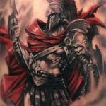 Warrior 7 150x150 - 100's of Warrior Tattoo Design Ideas Pictures Gallery