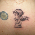 baby angel tattoo design11 150x150 - 100's of Baby Angel Tattoo Design Ideas Pictures Gallery