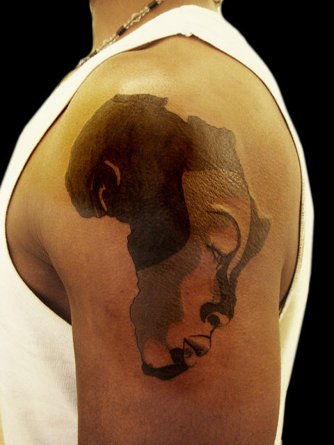 100's of African Tattoo Design Ideas Pictures Gallery